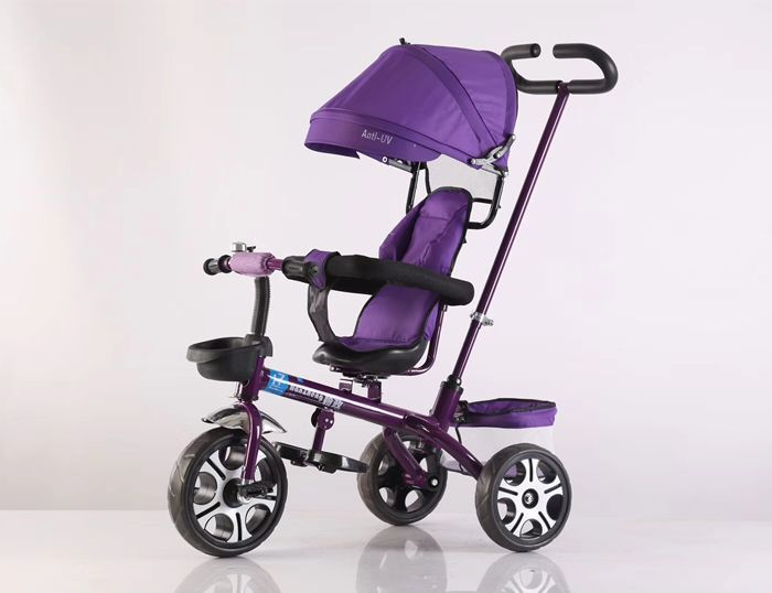 Child Tricycle With Canopy